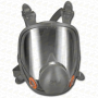 Full-Face Respirator, 3M, Small