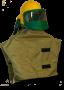 Bullard 88VX Respirator