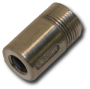 "Nozzle, CT-6, 3/8"" orifice x 1-3/4"""