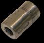 """Nozzle, CTB-6, 3/8"""" orif, boron carb"""