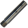"Angle nozzle, 2 x 3/16"" orifices, tunsten carbide lined, offset inward 30¡, 3/4"" NPS male threaded"