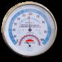 Hygrometer/Temperature Indicator