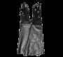 "Cabinet glove, 30"" long x 12-1/2"" flat, pair"