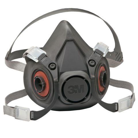 3M 6000 Series Half-Facepiece Respirator