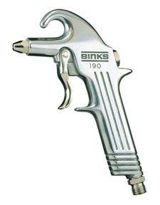 190 Gun W/60-40 Nozzle