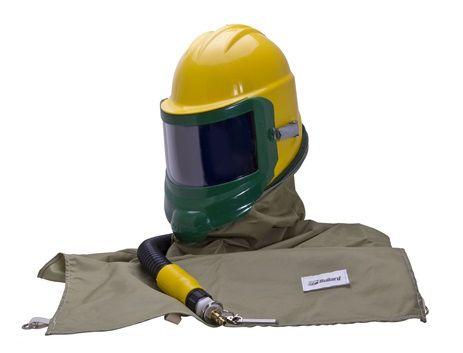 "Bullard GenVX Respirator, 28"" cape"
