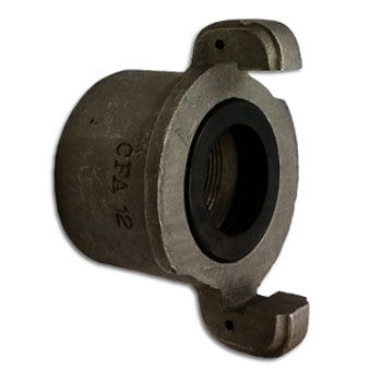 "Coupling, PAC-10, for 2"" thrd pipe npl"