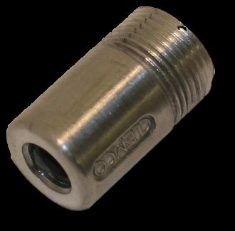 """Nozzle, CTB-4, 1/4"""" orif, boron carb"""