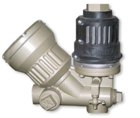 Valve, inlet/outlet asmbly, MLNM