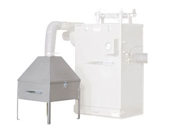 Filter, HEPA asmbly, 600 cfm