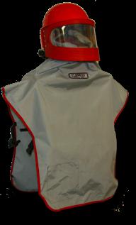 Clemco Apollo 600HP Respirator, w/ACV