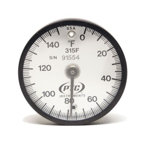 Thermometer, magnetic, 0-150¡F