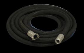 Blast hose, 1/2