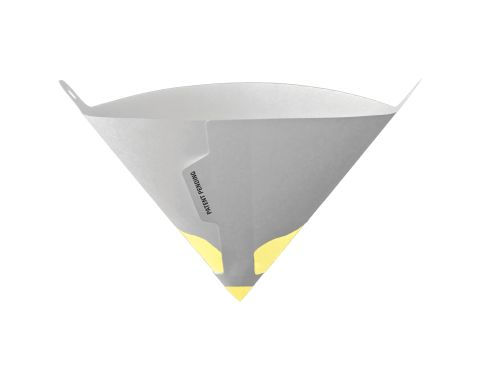 Strainer funnel, medium, 260 micron