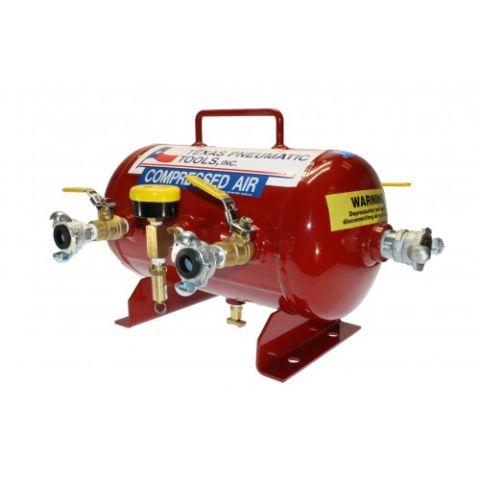 Air manifold tank, 2.5 gal