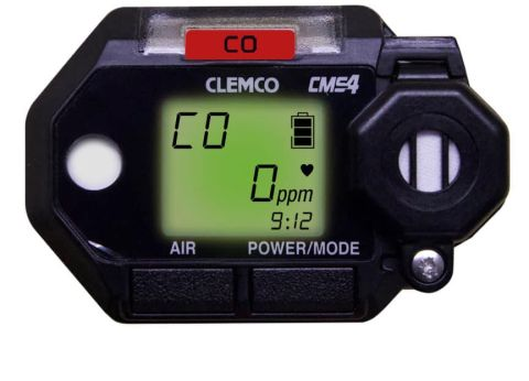 CO Monitor, CMS-4, Package with calibration kit
