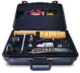 PosiTest LPD Accessory Pack, for Low volt. Pinhole Detector