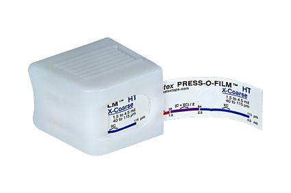 Testex Press-O-Film, Replica Tape - Coarse