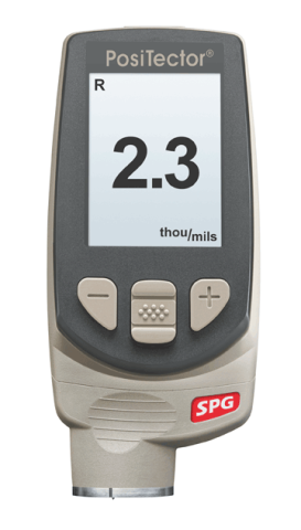 PosiTector SPG 3 Advanced, Surface Profile Gage