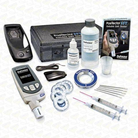 PosiTector SST P1 Standard, Soluble Salt Tester Kit