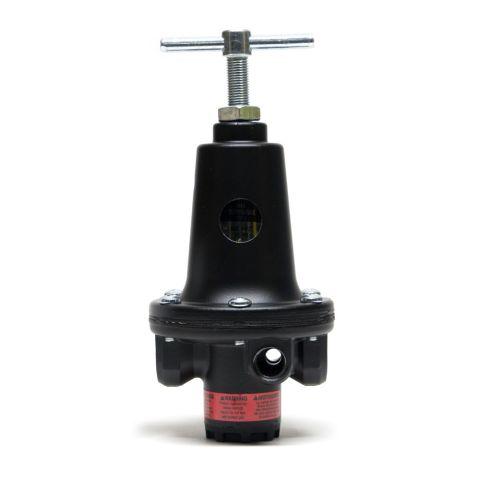 """Airline regulator, 3/8"""", 0-125 psi, 60 CFM, paint tank gun pressure"""
