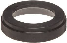 "Washer gasket, air hose, 4 prong, 2-3/8"" O.D."