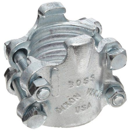 Boss Clamp 4 Bolt Type, for AM26