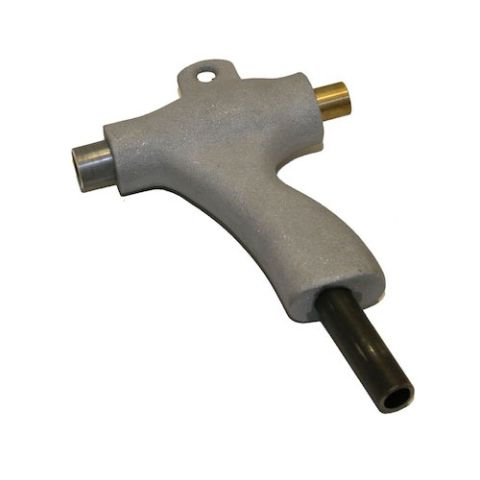 Suction gun assembly, 45 cfm, pistol grip