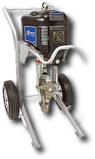 Airless sprayer, 60:1, (supersedes X60DH4)