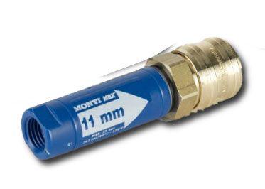 Air pressure regulator 11mm- 75psi