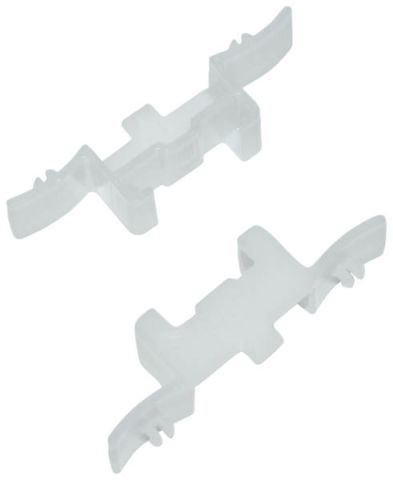 T100 Head Harness Mounting Clips (Pack of 2)