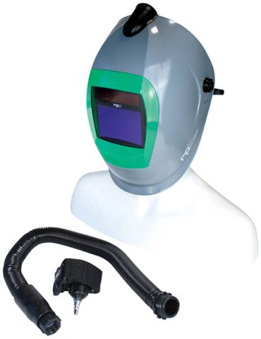 RPB Z3 Welder - Flow Control, Head Harness