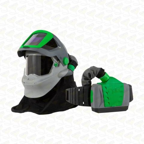 RPB Z4 Respirator, includes: 15-711 Face Seal All Out FR, 04-837 Breathing Tube, 03-901-FR PX4 PAPR Fire Rated