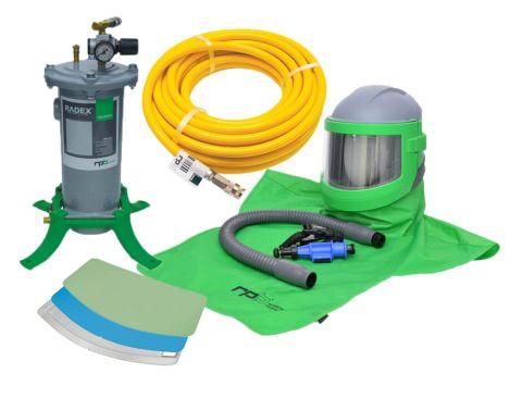 Package, Respirator, Nova 3