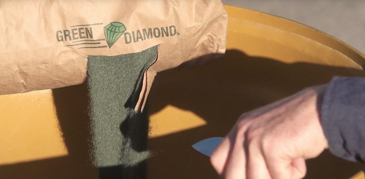 Green Diamond: A Superior Blasting Abrasive